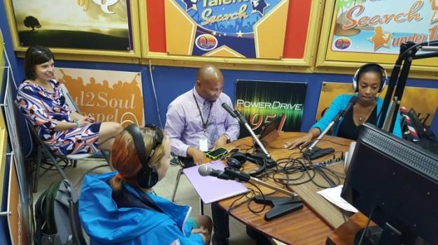 2018 - Dominica Radio show